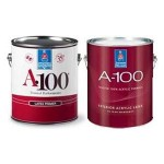 Sherwin Williams A-100 EXTERIOR LATEX FLAT