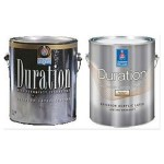 Sherwin Williams DURATION EXTERIOR ACRYLIC LATEX FLAT