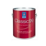 Sherwin Williams CLASSIC 99® LOW VOC INTERIOR LATEX FLAT