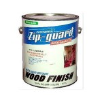 Zip-Guard WATER-BASED URETHANE WOOD FINISH